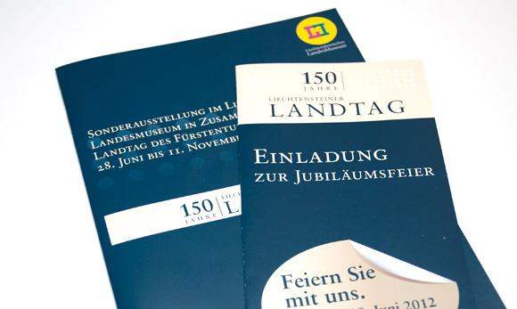 150 Jahre Liechtensteiner Landtag