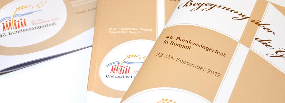 MGV-Kirchenchor Ruggell und Frauenchor Ruggell