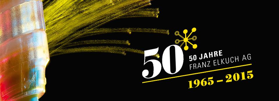 50 Jahre Franz Elkuch AG