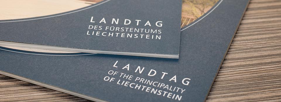 Landtag Broschüre