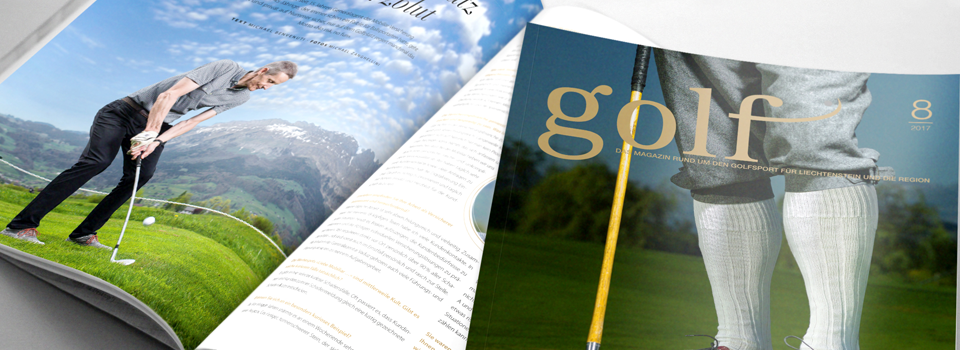 Golf-Magazin #8