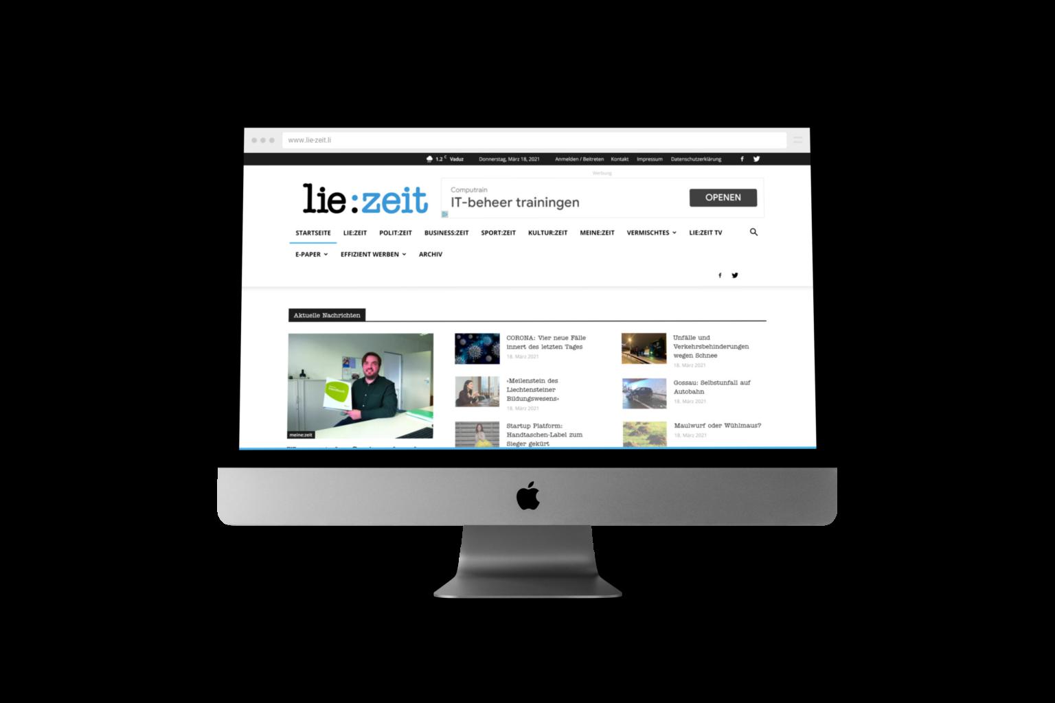 www.lie-zeit.li – Das Newsportal für Liechtenstein und die Region